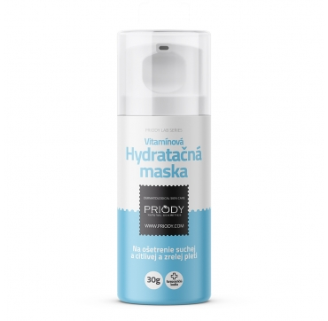 PRIODY Vitamínová hydratačná maska