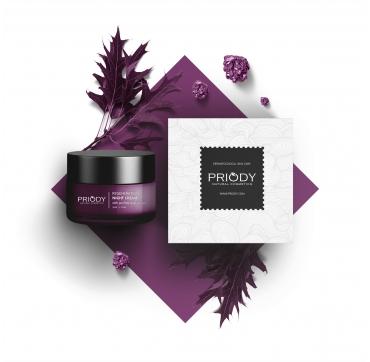 PRIODY - Nočný krém so slimačím extraktom (50ml)