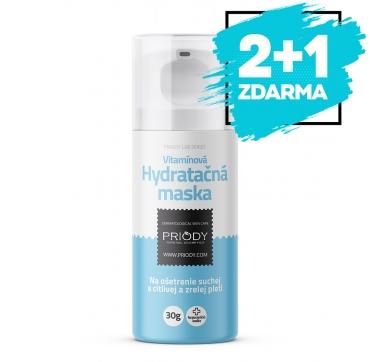 PRIODY LAB series - Vitamínová hydratačná maska (30g)