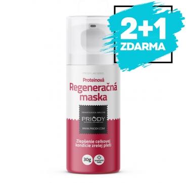 PRIODY LAB series - Proteínová regeneračná maska (30g)