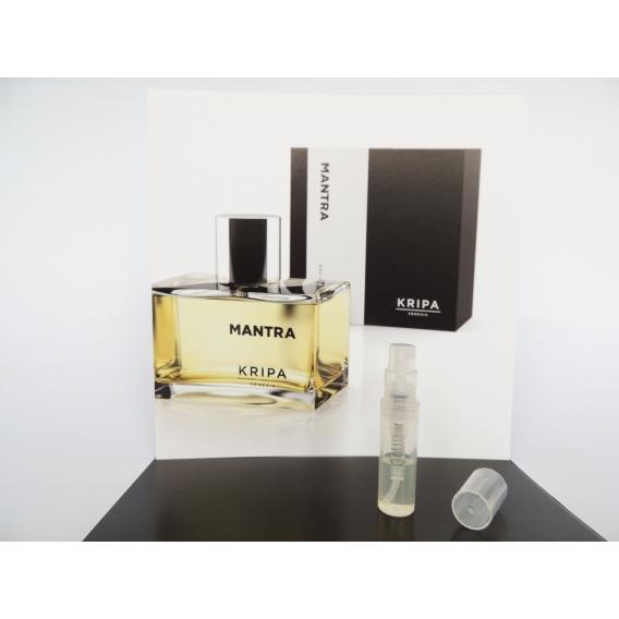 KRIPA MANTRA EAU de Parfume TESTER 1,3ml