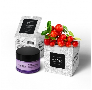 PRIODY - Aktívny bieliaci krém (50ml)