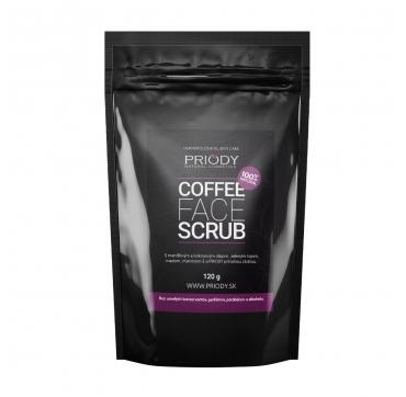 PRIODY - Kávový píling na tvár (120g)