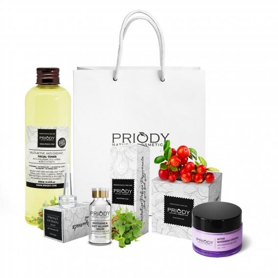 PRIODY - Balíček pre bielenie pleti