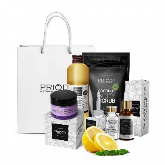 PRIODY- Revitalizačný balíček