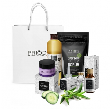 PRIODY- Hydratačný balíček