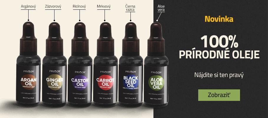 Prírodné oleje